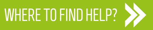Where to find help button