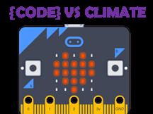 Code vs Climare Logo